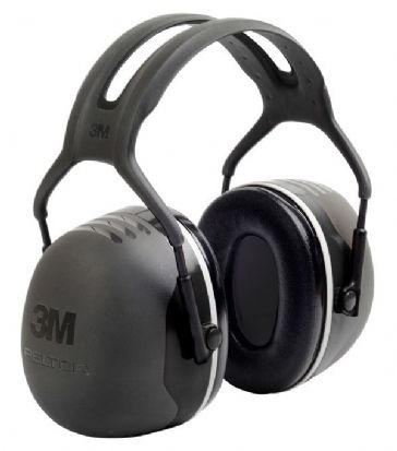 Peltor 3M X5A Headband Ear Defenders (37dB SNR)